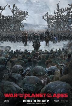 wojna o planetę małp recenzja filmu